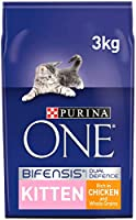 Purina One Kitten, Junior Chicken and Whole Grain, 3 kg