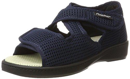 Podowell Unisex-Erwachsene Andalou Sneaker, Blau (Marine 7102100), 43 EU