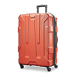 """28"""" SPINNER LUGGAGE maximizes your packing power and is the ideal checked bag for longer trips PACKING Dimensions: 27.75"""" x 19.6""""x 12.4"""", OVERALL DIMENSIONS: 30.4"""" x 20.9""""x 12.4"""", Weight: 10.8 lbs. 10 YEAR LIMITED WARRANTY: Samsonite products are rig..."""