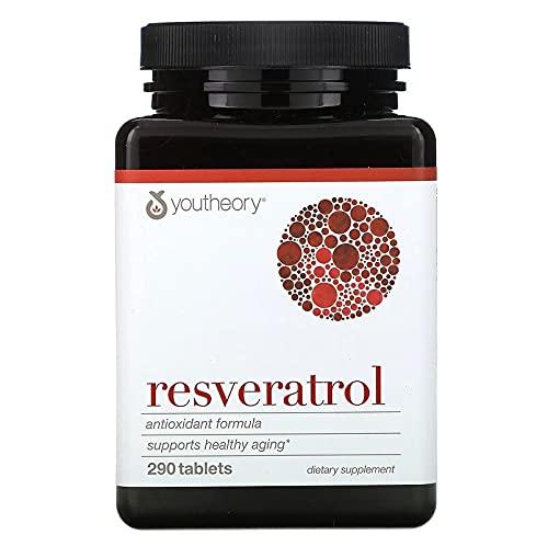 Trans Resveratrol 250mg Com 290 Cápsulas