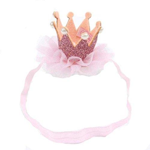 Accessoires De Cheveux Paillettes Floral Bébé Princesse Chapeau Fleurs Infantile Tiara Type Enfants Cadeaux Performing Headwear