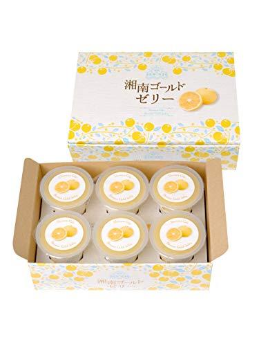 しいの食品 湘南ゴールドゼリー(6個セット) 敬老の日 スイーツ お菓子 ギフト ご贈答