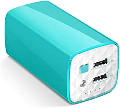 TP-Link TL-PB10400 10400mAh Portable Power Bank with Dual Power Output Ports for Charging Color Blue