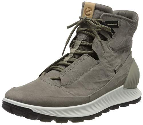 Ecco Herren EXOSTRIKEM Hohe Sneaker, Grau (Warm Grey 2375), 44 EU