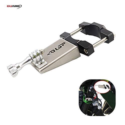 GUAIMI Motorrad Kamerahalterung für Gabel Kamerahalter Kompatibel mit GoPro ActionCam Halterung Camrack Kompatibel mit KTM BMW Yamaha Honda Suzuki Gabel