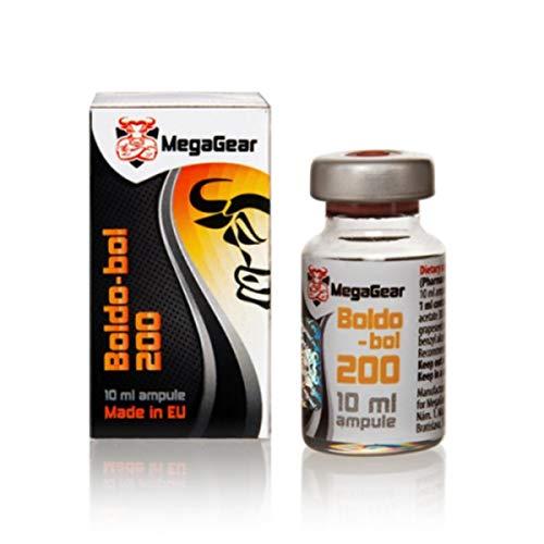 Mega Gear Boldobol 200 Xenoandrogene Muskelaufbau