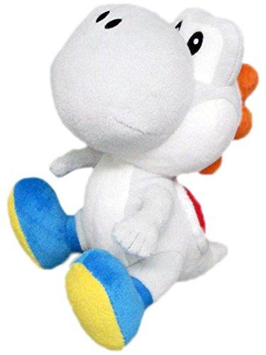 Nintendo Plüschfigur Yoshi weiss (17cm)