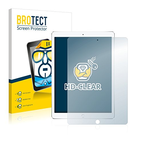 BROTECT Schutzfolie kompatibel mit Apple iPad Pro 10.5