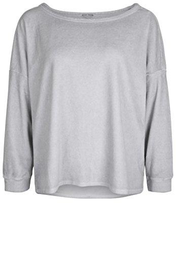 Better Rich Damen Sweatshirt Sweat Velvet Dekorative Nähte