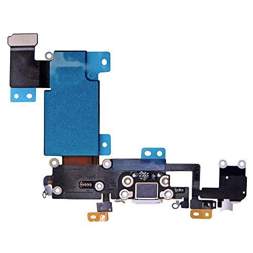 Mobofix Dock Connector voor iPhone USB oplaadaansluiting en audio jack koptelefoon aansluiting vervanging