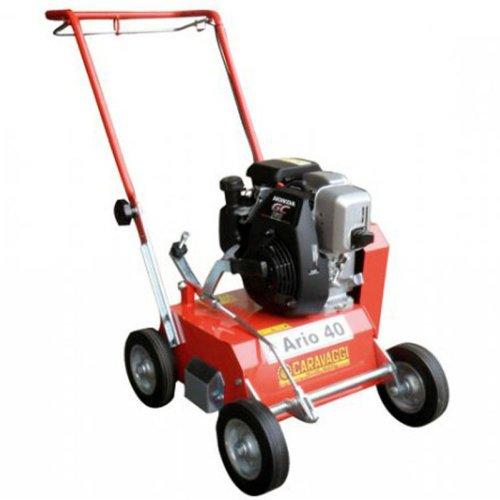 Escarificador termique caravaggi Ario 40m Motor Honda