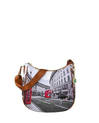 Y-Not? Borsa Donna shoulder bag large yes-438s1 unica londra