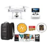DJI Phantom 4 Pro+ V2.0 Quadcopter Drone with 5.5-inch FHD Screen Remote Controller - Bundle with...