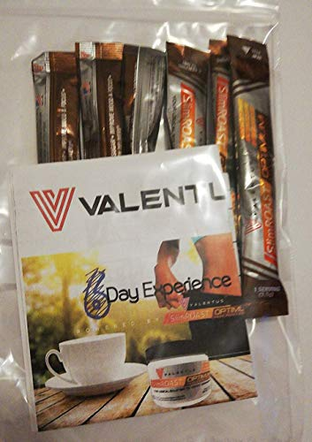 Método Valentus PLAN de 14 Días - CAFE Slim Roast Optimum de VALENTUS - Supresor del Apetito - Control y PERDIDA de PESO - Quema Grasas - ACELERADOR del Metabolismo