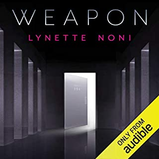 Weapon cover art