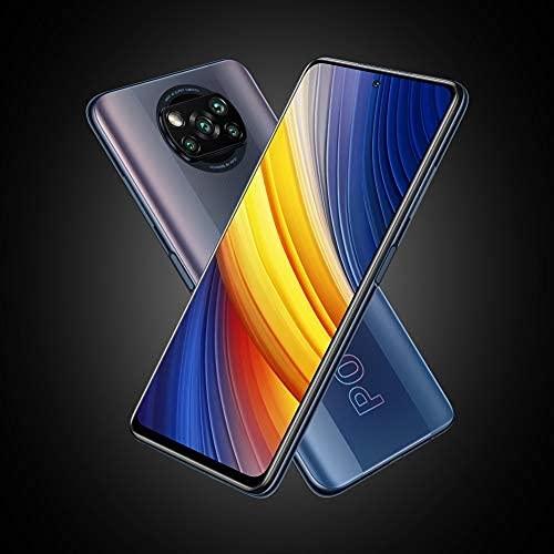 "POCO X3 Pro - Smartphone 8+256GB, 6,67"" 120Hz FHD+ DotDisplay, Snapdragon 860, 48MP Quad Camera, 5160mAh, Phantom Black (Versione Italia + 2 Anni di Garanzia)"
