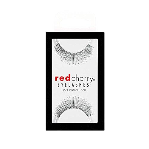 Red Cherry False Eyelashes #12 Angel 1pcs