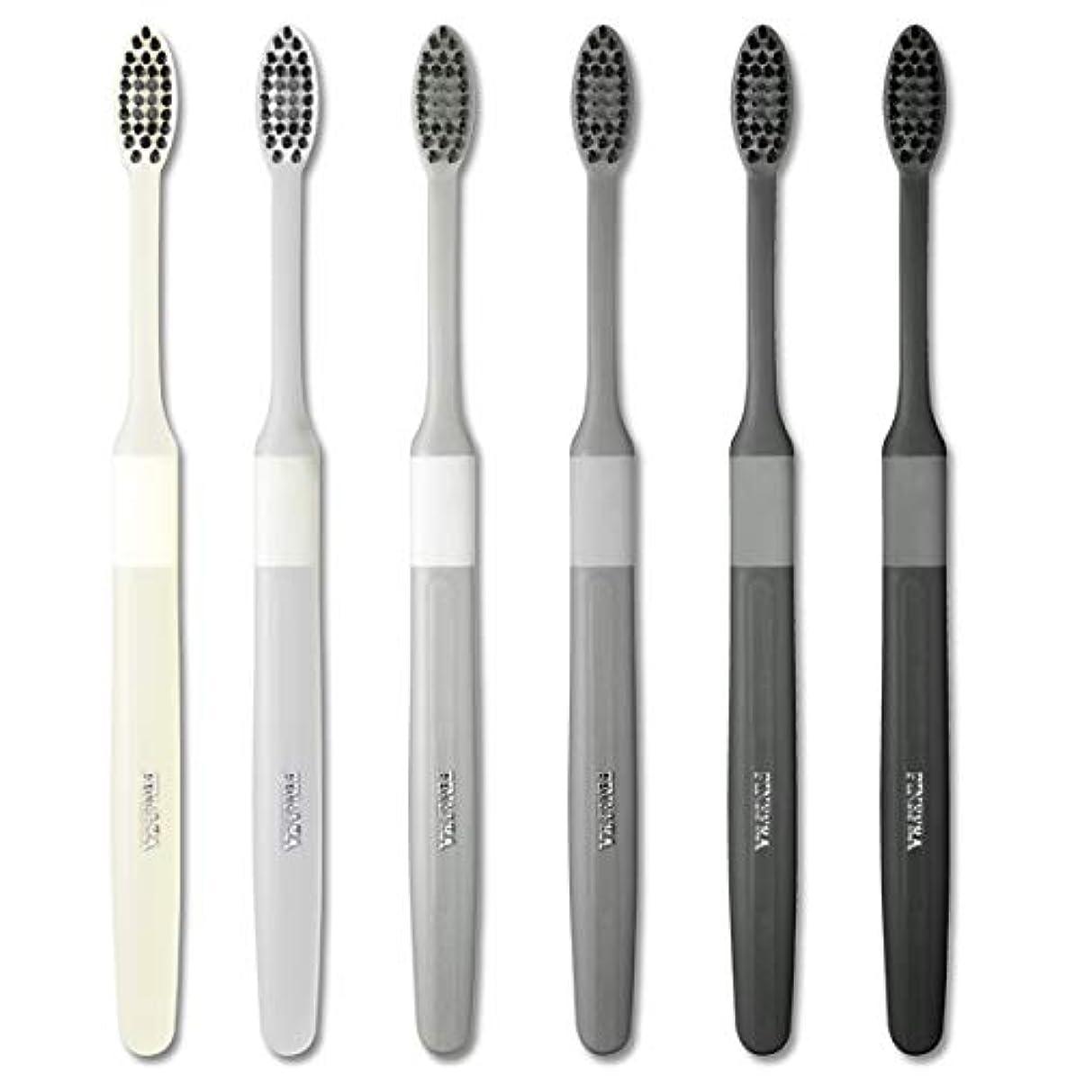 並外れて成長するほうきFINEFRA歯ブラシ(6本セット)