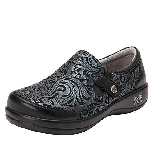 Alegria Paityn Womens Professional Shoe Pewter Swish 6 M US