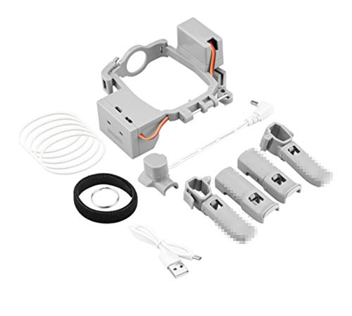 DAXINYANG Colorful Linght Lufttropfensystem Fit für DJI Mavic Air 2 Drohne Angeln für Mavic Air2 Ring Geschenk Life Rescue Remote Remote Wurf-Werft-Kits (Color : for Mavic Air 2)