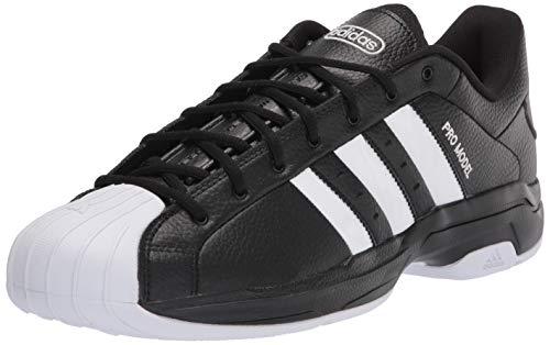 adidas Pro Model 2G Low Unisex Pro Model 2G Low, Color Negro, Talla 10.5