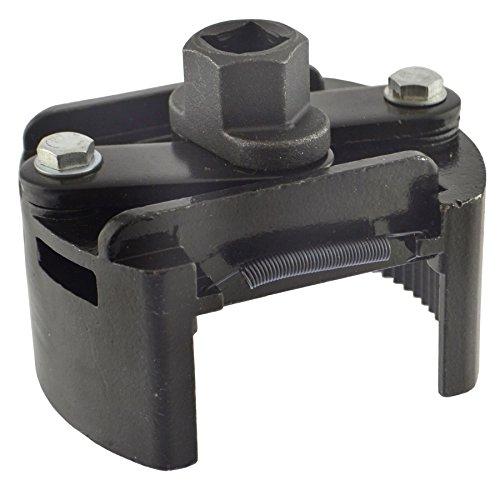 AB Tools-Neilsen Ne façon réglable Clé pour Filtre à Huile 80mm - 105mm 1/2\