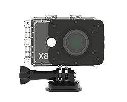 Actionpro X8 die neue Actioncam mit 4K