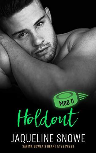 Holdout: A Moo U Hockey Romance (English Edition)