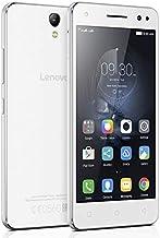 هاتف لينوفو فايب S1  ثنائي الشريحة، 16 جيجا، رام 2 جيجا، شبكة الجيل الرابع ال تي اي، ابيض