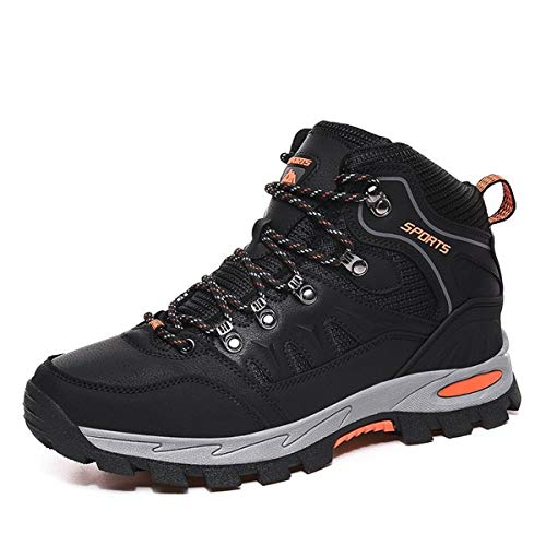 FOGOIN - Zapatos de senderismo para hombre y mujer, botas de caminar,...