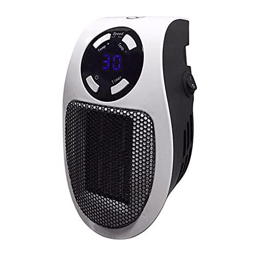 SHILONG 220V 500W Mini portátil Conveniente Estufa Pared Calentador eléctrico Escritorio de la Pared del radiador Calentador de Ministerio del Interior del Goteo