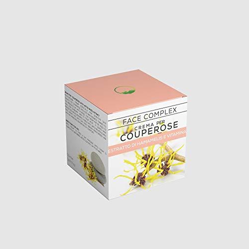 Crema Facial Para Couperosa Con Extracto De Hamamelis Y Vitamina C 50ml