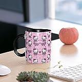 Taza De Té Con Asa Taza De Café 330 Ml Hello Kitty Porcelana Apta Para Lavavajillas Regalo Infantil