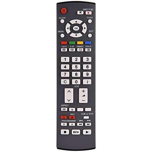 Yuyanshop Reemplazo Smart TV Control remoto controlador de televisión para Panasonic EUR765109A