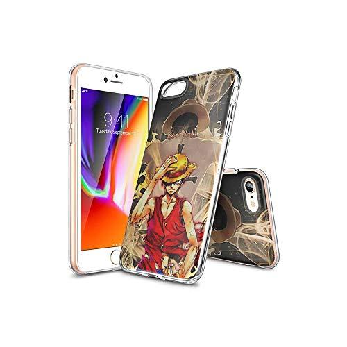TsFKxEU Compatible con iPhone 6S Plus Funda and iPhone 6 Plus Funda diseño de Dibujos Animados, Suave de TPU Protector Delgado a Prueba de Golpes para iPhone 6S Plus/iPhone 6 Plus FKX#B005