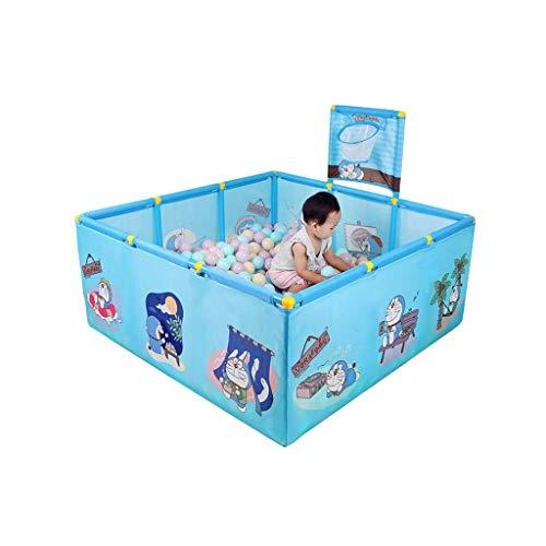 kaige Kinderspiele Zaun Kinderschutzzaun Zaun Nähe Baby-Home Baby Zaun WKY