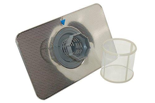 Bosch 00435650lavavajilla/Apertura/MGD/Original filtro de repuesto/parrilla para su lavavajillas