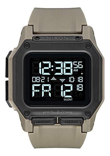 Nixon Reloj Unisex Adultos de Digital con Correa en Policarbonato A1180-2711-00