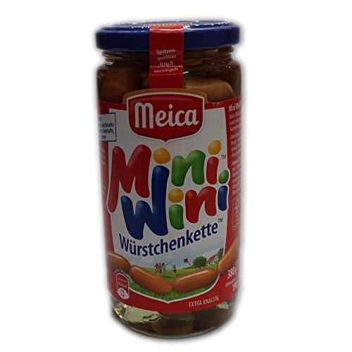 Meica Mini Wini Würstchen Kette 380g