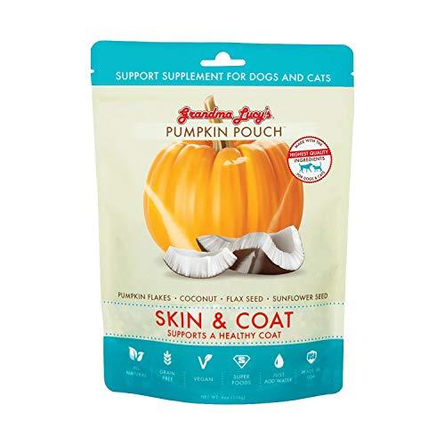 Grandma Lucy's Pumpkin Pouch Skin and Coat 6oz