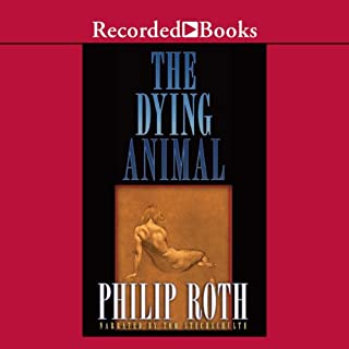 The Dying Animal audiobook cover art