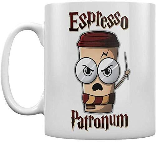NA Taza de café 11oz-Mug Espresso Patronum White