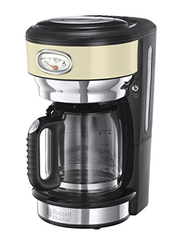 Russell Hobbs 21702-56 Machine  Caf, Cafetire Filtre...