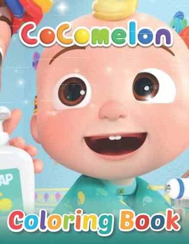 Cocomelon Coloring Book: Great Colo…