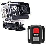 SHYLOC Action Camera 1080P 12MP Sports Camera Full HD 2.0 Inch Action Cam 30m/98ft Underwater...