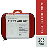 Coleman Camping All Purpose First Aid Essentials Kit for Emergencies -...