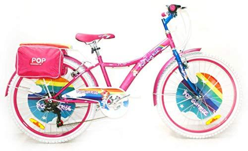 Reset Bicicletta per Ragazza 24