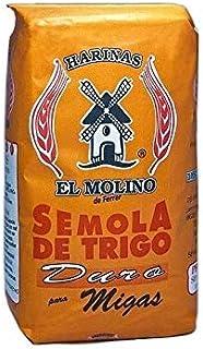El Molino - Sémola de trigo duro para migas 500 gramos