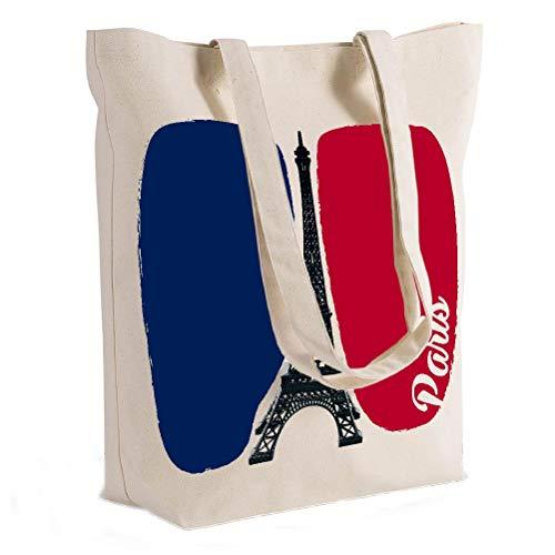 No 6 PARIS - Bolso cruzados para mujer Multicolor multicolor Talla única