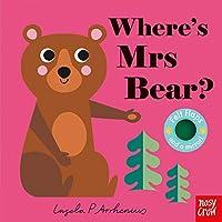 Where's Mrs Bear? (Felt Flaps)